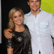 Stock Photo: Shawn Johnson, Derek Hough
