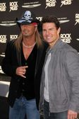 Bret michaels, Toma cruise — Stock fotografie