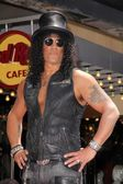 Slash at Slash Honored with a Star on the Hollywood Walk of Fame, Hollywoo — Stock Photo