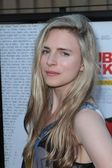 Brit marling — Foto Stock