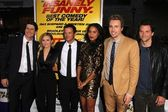 Kristen Bell, Joy Bryant, Dax Shepard, Bradley Cooper — Stock Photo