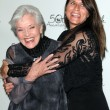 :Lee Meriwether, Lesley Aletter - Stock Photo