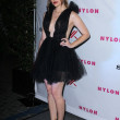 Stock Photo: Holland Roden at Nylon's September TV Issue Party, Mr. C, Beverly Hills, C