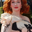 Christina Hendricks - Stock Photo