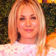 Stock Photo: Kaley Cuoco