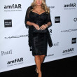 Постер, плакат: Jennifer Coolidge at amfARs Inspiration Gala Los Angeles Milk Studios Los Angeles CA 10 11 12