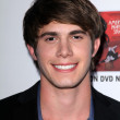 Blake Jenner at the Premiere Screening of FXs American Horror Story Asylum, Paramount Theater, Hollywood, CA 10-13-12 — Stock Photo