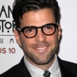 Zachary Quinto at the Premiere Screening of FXs American Horror Story Asylum, Paramount Theater, Hollywood, CA 10-13-12 — Stock Photo