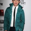 Kevin McHale at the Premiere Screening of FXs American Horror Story Asylum, Paramount Theater, Hollywood, CA 10-13-12 — Stock Photo