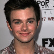 Stock Photo: Chris Colfer at Premiere Screening of FXs AmericHorror Story Asylum, Paramount Theater, Hollywood, C10-13-12