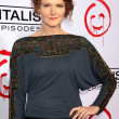 RebeccWisocky at CBS Celebration of 100 Episodes Of Mentalist, Edison, Los Angeles, C10-13-12 — Stock Photo #14025280