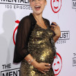 Samaire Armstrong at CBS Celebration of 100 Episodes Of Mentalist, Edison, Los Angeles, C10-13-12 — Stock Photo #14025298