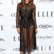 Stock Photo: LeMichele at Elle Magazine 17th Annual Women in Hollywood, Four Seasons, Los Angeles, C10-15-12