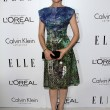 Cate Blanchett at the Elle Magazine 17th Annual Women in Hollywood, Four Seasons, Los Angeles, CA 10-15-12 — Stock Photo