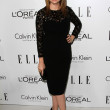 Stock Photo: JennFischer at Elle Magazine 17th Annual Women in Hollywood, Four Seasons, Los Angeles, C10-15-12