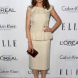 Stock Photo: Ellie Kemper at Elle Magazine 17th Annual Women in Hollywood, Four Seasons, Los Angeles, C10-15-12