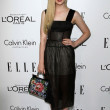 Постер, плакат: Elle Fanning at the Elle Magazine 17th Annual Women in Hollywood Four Seasons Los Angeles CA 10 15 12