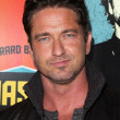 Постер, плакат: Gerard Butler at the Chasing Mavericks Los Angeles Premiere Pacific Theaters Los Angeles CA 10 18 12