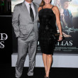 Stock Photo: Tom Hanks and wife RitWilson at Cloud Atlas Los Angeles Premiere, Chinese Theatre, Hollywood, C10-24-12