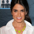 Stock Photo: Nikki Reed attends AXE Showerpooling Event, USC Hahn Plaza, Los Angeles, C10-02-12