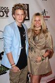 Cody Simpson, Alli Simpson — Stock Photo