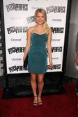 """Kelli Goss at the """"Pitch Perfect"""" World Premiere, Arclight, Hollywood, CA — Stock Photo"""