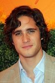 Diego Boneta at the 3rd Annual Veuve Clicquot Polo Classic, Will Rogers State Historic Park, Pacific Palisades, CA 10-06-12 — Stock Photo