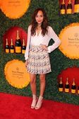 Ashley Madekwe at the 3rd Annual Veuve Clicquot Polo Classic, Will Rogers State Historic Park, Pacific Palisades, CA 10-06-12 — Stockfoto