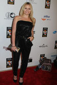 Alli Simpson at the American Humane Association Hero Dog Awards, Beverly Hilton, Beverly Hills, CA 10-06-12 — Stock Photo