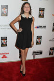 Bailee Madison at the American Humane Association Hero Dog Awards, Beverly Hilton, Beverly Hills, CA 10-06-12 — Stock Photo
