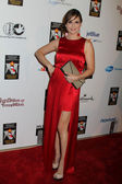Kellie Martin at the American Humane Association Hero Dog Awards, Beverly Hilton, Beverly Hills, CA 10-06-12 — Stock Photo