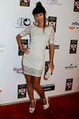 Bai Ling at the American Humane Association Hero Dog Awards, Beverly Hilton, Beverly Hills, CA 10-06-12 — Stock Photo