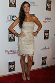 Katie Cleary at the American Humane Association Hero Dog Awards, Beverly Hilton, Beverly Hills, CA 10-06-12 — Stock Photo