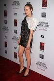 Chloe Sevigny at the Premiere Screening of FXs American Horror Story Asylum, Paramount Theater, Hollywood, CA 10-13-12 — Stock Photo