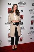 Amanda Peet at the Premiere Screening of FXs American Horror Story Asylum, Paramount Theater, Hollywood, CA 10-13-12 — Stock Photo