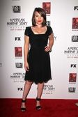 Clea DuVall at the Premiere Screening of FXs American Horror Story Asylum, Paramount Theater, Hollywood, CA 10-13-12 — Stock Photo