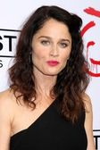 Robin Tunney at the CBS Celebration of the 100 Episodes Of The Mentalist, The Edison, Los Angeles, CA 10-13-12 — Stock Photo