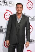 Owain Yeoman at the CBS Celebration of the 100 Episodes Of The Mentalist, The Edison, Los Angeles, CA 10-13-12 — Stock Photo