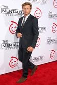 Simon Baker at the CBS Celebration of the 100 Episodes Of The Mentalist, The Edison, Los Angeles, CA 10-13-12 — Stock Photo
