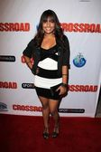 Jasmine jade alla premiere red carpet incrocio, alex theater, glendale, ca 14/10/12 — Foto Stock