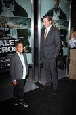 Sayeed Shahidi, Edward Burns at the Alex Cross Los Angeles Premiere, Arclight, Hollywood, CA 10-15-12 — Stock Photo