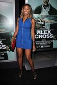 Kim Glass at the Alex Cross Los Angeles Premiere, Arclight, Hollywood, CA 10-15-12 — Stock Photo