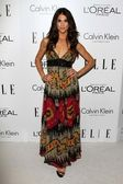 Samantha Harris at the Elle Magazine 17th Annual Women in Hollywood, Four Seasons, Los Angeles, CA 10-15-12 — Zdjęcie stockowe