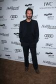 Keanu Reeves at Reel Stories Real Lives presented by The Motion Picture and Television Fund, Milk Studios, Los Angeles, CA 10-20-12 — Stock Photo