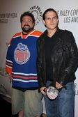 Kevin Smith, Jason Mewes at the Paley Center Annual Los Angeles Benefit, The Lot, West Hollywood, CA 10-22-12 — Stock Photo