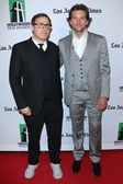 David O Russell and Bradley Cooper at the 16th Annual Hollywood Film Awards Gala, Beverly Hilton Hotel, Beverly Hills, CA 10-22-12 — Stock Photo