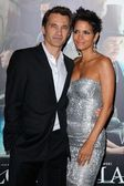 Olivier Martinez, Halle Berry at the Cloud Atlas Los Angeles Premiere, Chinese Theatre, Hollywood, CA 10-24-12 — Stock Photo
