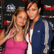 Stock Photo: Nicole Richie and Tashinat Teen 2003 Artist Of Year and AMAfter-Party, Avalon, Hollywood, C11-16-03