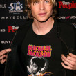 Stock Photo: Ashley Parker Angel at Teen 2003 Artist Of Year and AMAfter-Party, Avalon, Hollywood, C11-16-03
