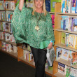 "Kathy Hilton  signs copies of ""Starting Over,"" Barnes & Noble, Los Angeles, — Stock Photo"